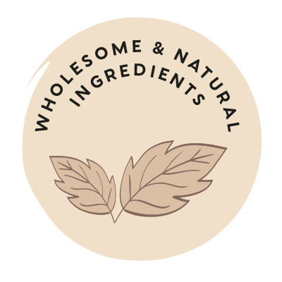 Wholesome & Natural Ingredients