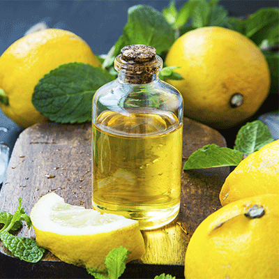 Lemon seed oil